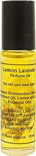 All Natural Lemon Lavender Perfume Oil, Small