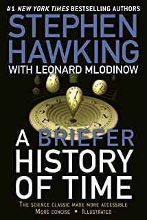 A Briefer History of Time: The Science Classic Made More Accessible