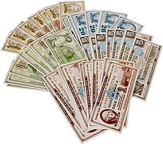 The Broken Token Paper Gaming Money - Presidents of The US