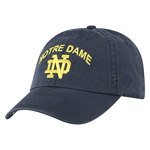 cheap for discount 3a5cd ea0a9 Top of the World NCAA Men s Hat Adjustable Relaxed Fit Team Arch