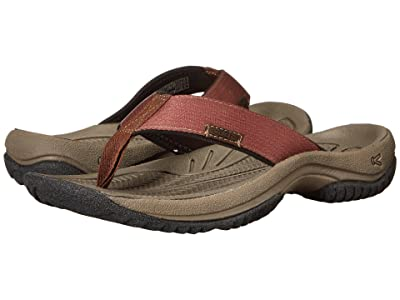 Keen Kona Flip (Dark Earth/Tortoise Shell) Men
