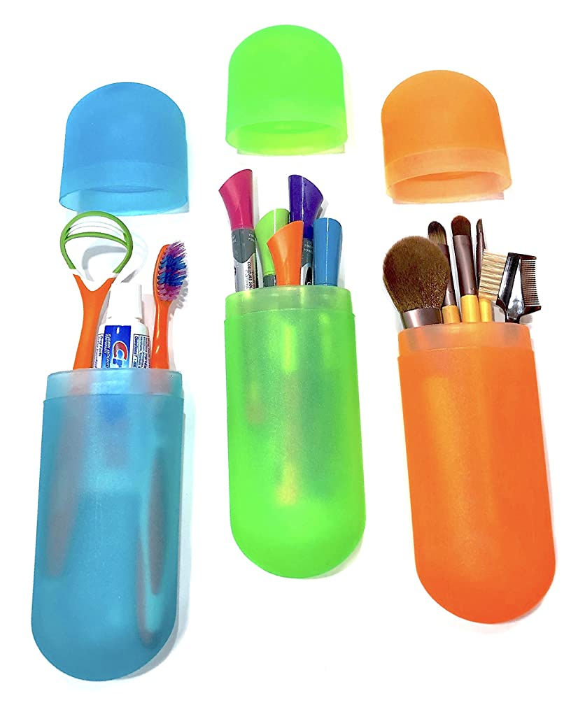 Allary Snap N Store Carrying Case Assorted (pack of 3)