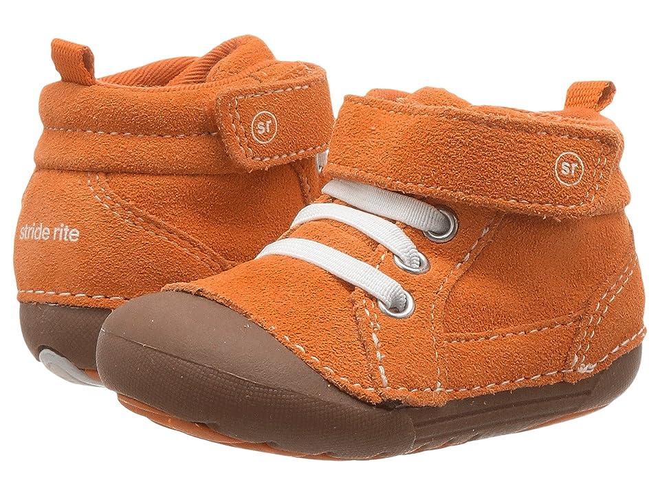 Stride Rite SM Danny (Infant/Toddler) (Orange) Boy