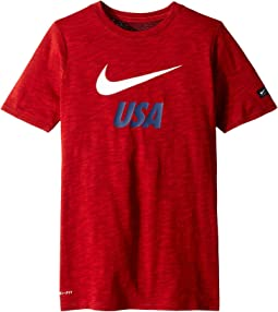 U.S. Dri-FIT Soccer T-Shirt (Little Kids/Big Kids)