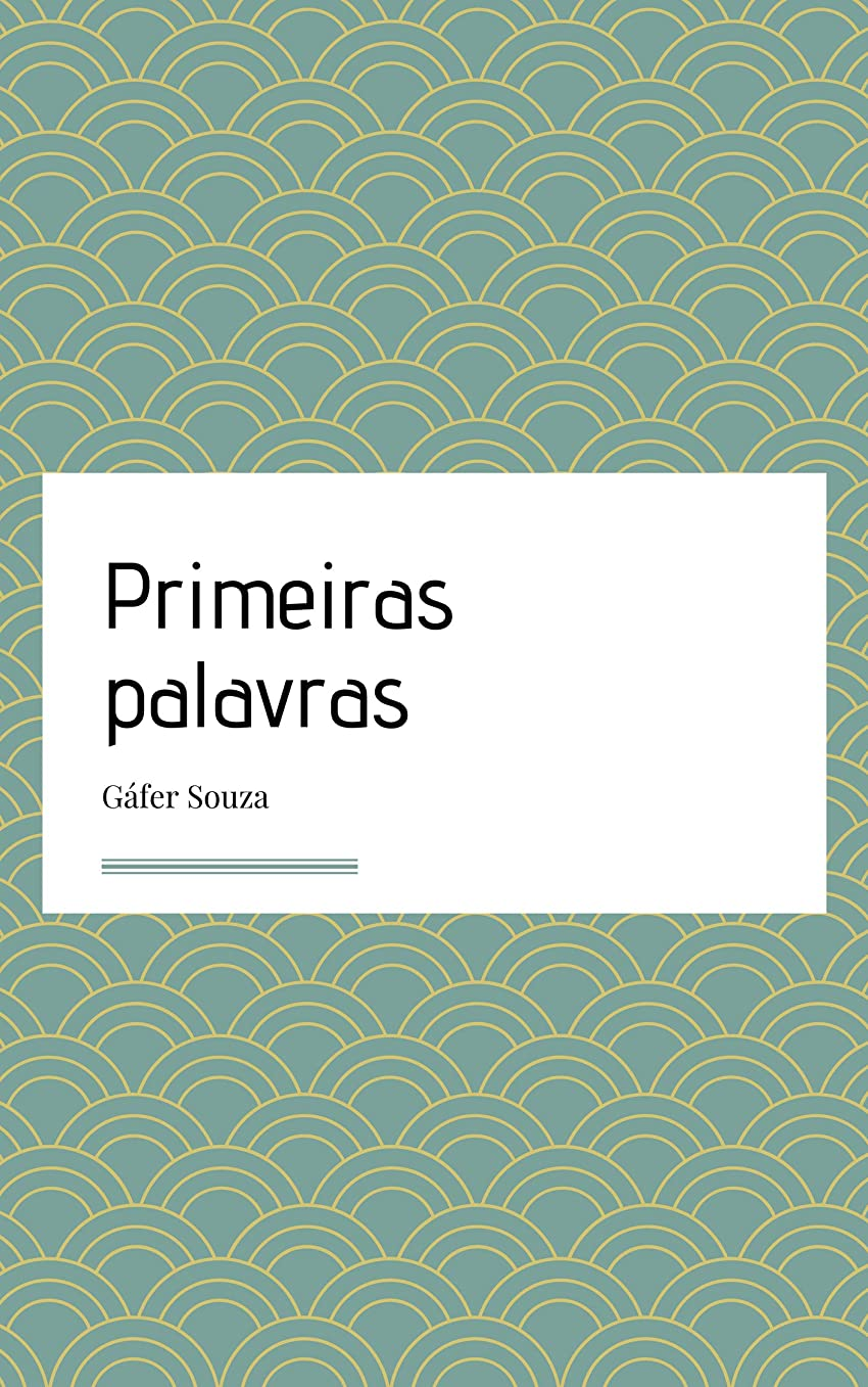 先史時代のさておき七面鳥Primeiras palavras (Portuguese Edition)