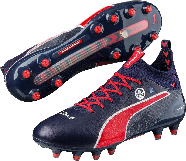 EvoTouch Pro Pro VERRATTI FG Leder Herren Fussball GripTex Schuhe  verkaufen sich wie warme Semmeln