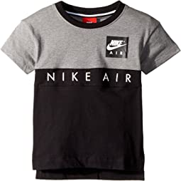 Nike® Air Short Sleeve Color Block Top (Toddler)