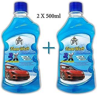 JPT CAR WASH FOAM SHAPOO WITH ADVANCE 3X FOAM FORMULA (1 LTR)