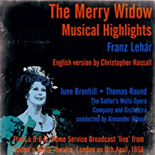 The Merry Widow, Act III, Duet: Love unspoken (The Merry Widow Waltz)