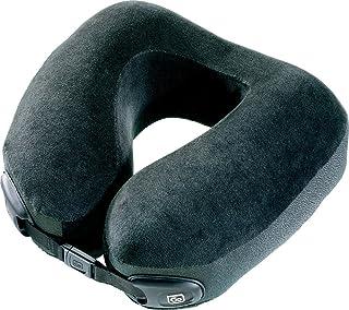 Go-Travel Ultimate Memory Travel Pillow, Black, 461KK