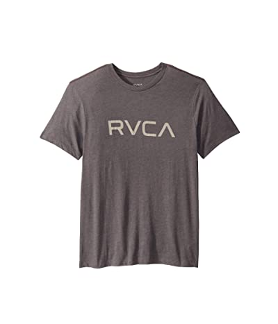 RVCA Big RVCA T-Shirt Shot Sleeve (Smoke) Men