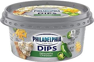 Philadelphia Dips Jalapeno Cheddar Cream Cheese (10 oz Tub)