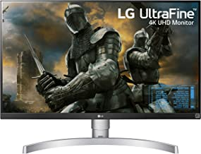 LG 27UK650-W 27in 4K UHD IPS Monitor with HDR10 and AMD FreeSync Technology (2018) (Renewed)