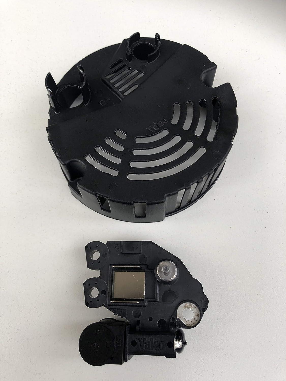 New High quality new Minneapolis Mall Alternator Regulator Brush Holder Kit 128990-7725 Fits Cover