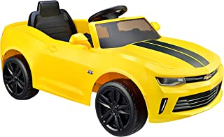 Kid Motorz 902 6V Racing Camaro Rs One Seater Ride On Toy, 45.27
