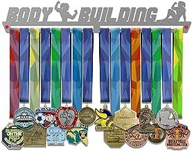 VICTORY HANGERS Body Building Medal Hanger Display vrouwelijk