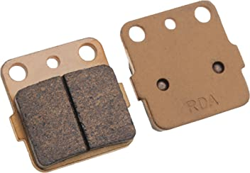 2003 2004 2005 2006 2007 Honda CR85R Front And Rear Severe Duty Brake Pads