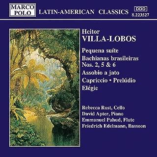 Digital Booklet: Villa-Lobos: Pequena Suite / Bachianas Brasileiras Nos. 2, 5 and 6