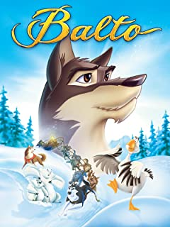 is balto disney