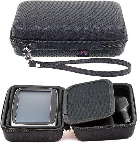 Digicharge Noir Étui de Transport pour Tomtom Go Classic 6'' Go Discover 6'' Premium Basic Essential 6 Pouces Go 6200...