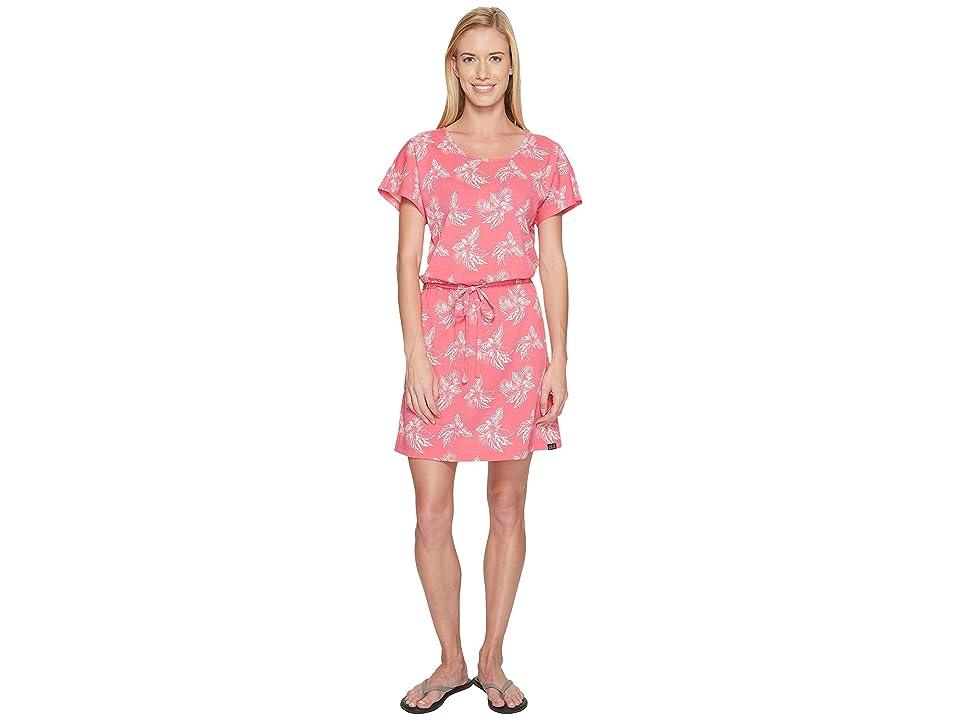 Jack Wolfskin Tropical Dress (Tropic Pink All Over) Women