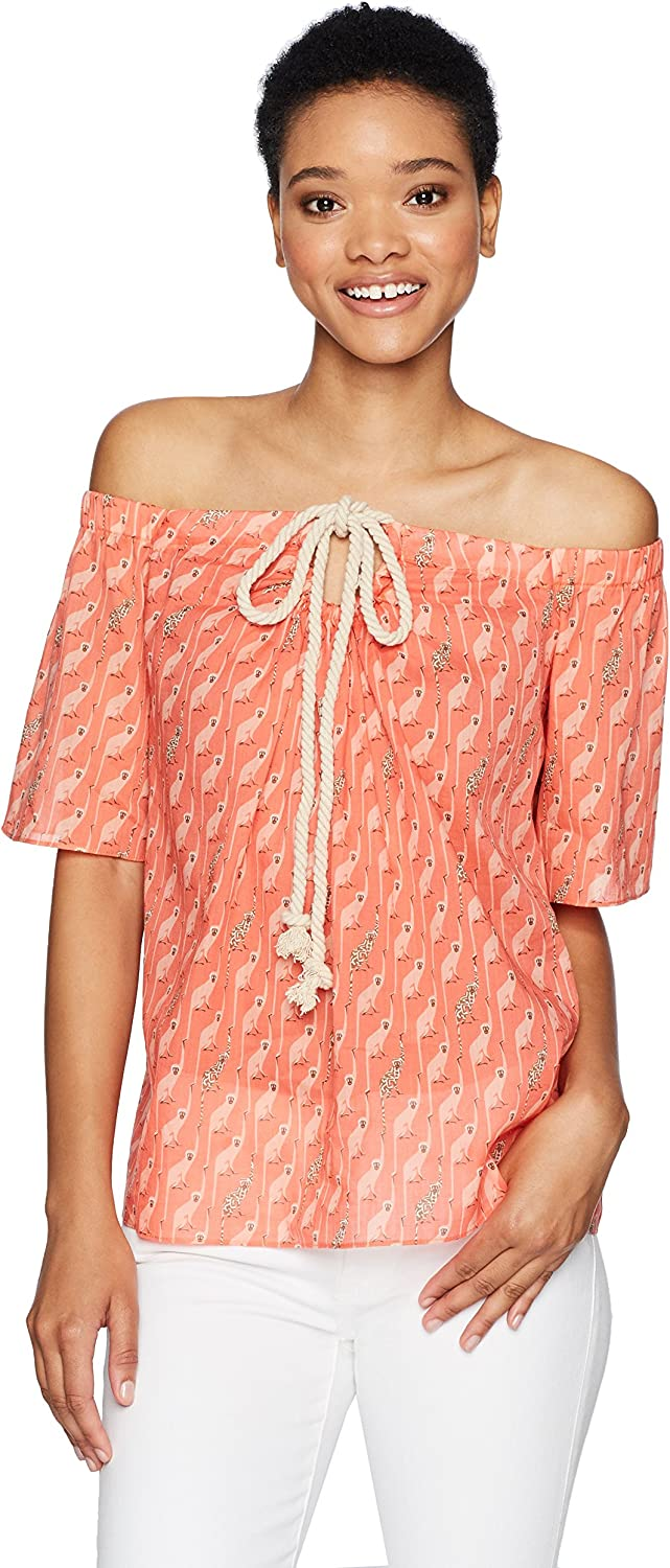 Bailey 44 Womens Tent Top Blouse