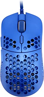 HK Gaming Mira M Ultra Lightweight Honeycomb Shell Wired RGB Gaming Mouse - Up to 12 000 cpi | 6 Buttons - 63g Only (Mira-...