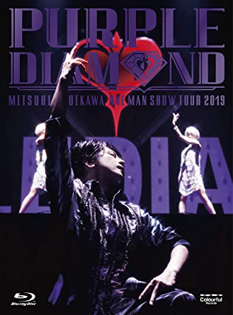 及川光博ワンマンショーツアー2019 「PURPLE DIAMOND」 [Blu-ray]