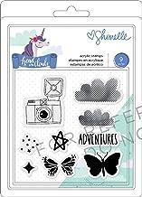 Shimelle 349476 Stamp Multi-Coloured