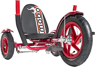 Mobo Mity Sport Safe Tricycle. Toddler Ride On Trike. Pedal Go-Kart 3 Wheel Car Red
