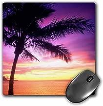 3dRose LLC 20.3x 20.3x 0.6cm غروب الشمس hanalei kauai Hawaii الولايات المتحدة الأمريكية Douglas Peebles ماوس (MP _ 89693_ 1)