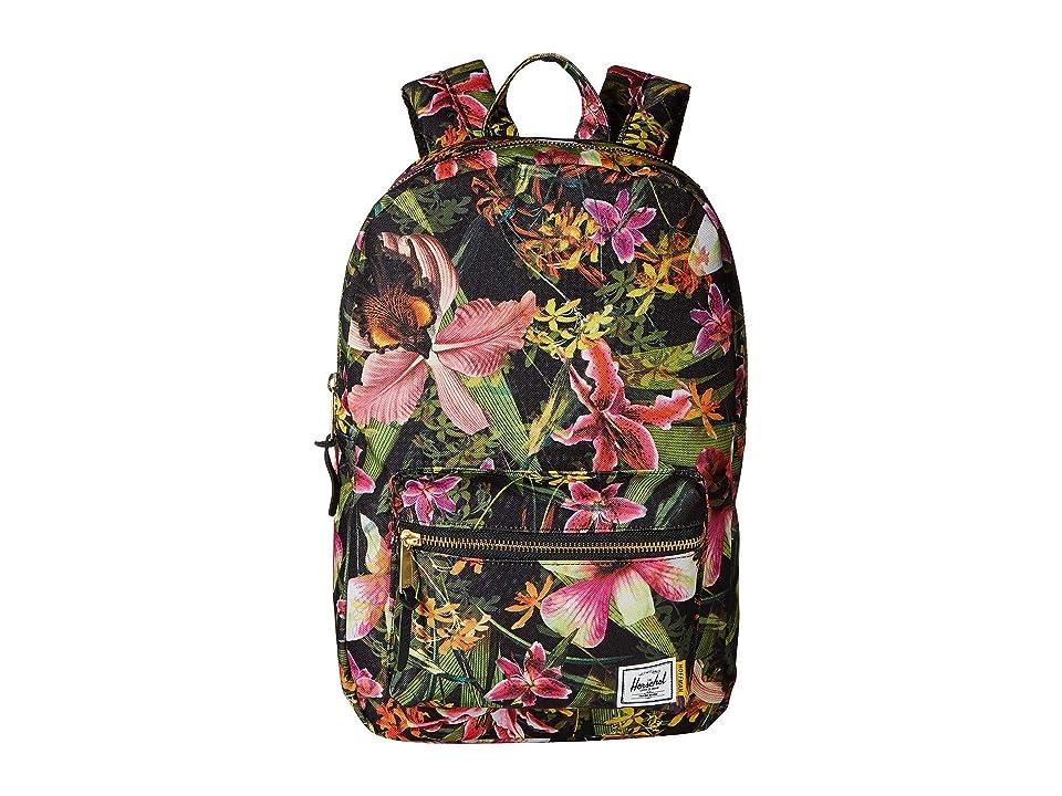 Herschel Supply Co. Settlement Mid-Volume (Jungle Hoffman) Backpack Bags