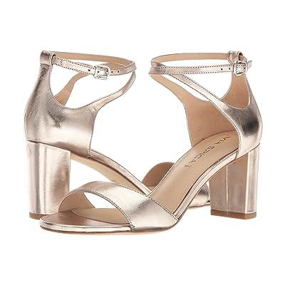 Via Spiga Wendi (Rose Gold Leather) High Heels