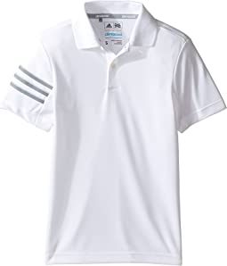Climacool 3-Stripes Polo (Big Kids)
