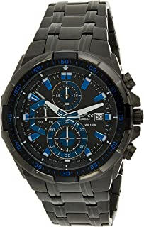 Casio Edifice Men's Watch EFR-539BK-1A2VUDF, Resin, Analog