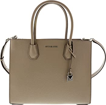 Michael Kors Mercer Large Pebbled Leather Tote