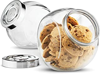 Best clear cookie jars Reviews