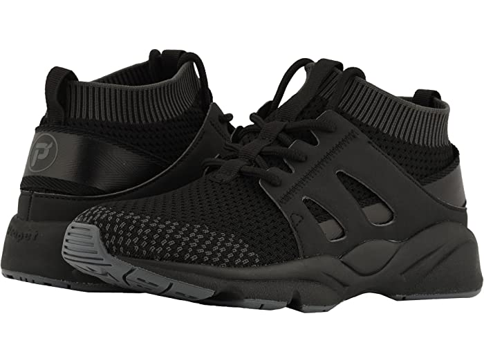 Wide Propet Mens Stability X Sneakers Black 13 W