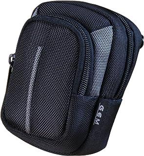 GEM NCASNCS33S9900 Caja compacta Negro Estuche para cámara fotográfica - Funda (Caja compacta Nikon Coolpix S33 S9900 Negro)
