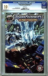 transformers cgc