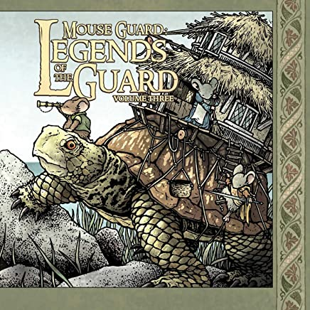 Mouse Guard 3: Legends of the Guard