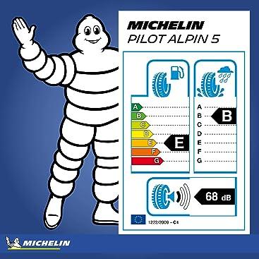 Michelin Pilot Alpin 5 Xl Fsl M S 225 45r18 95v Winterreifen Auto