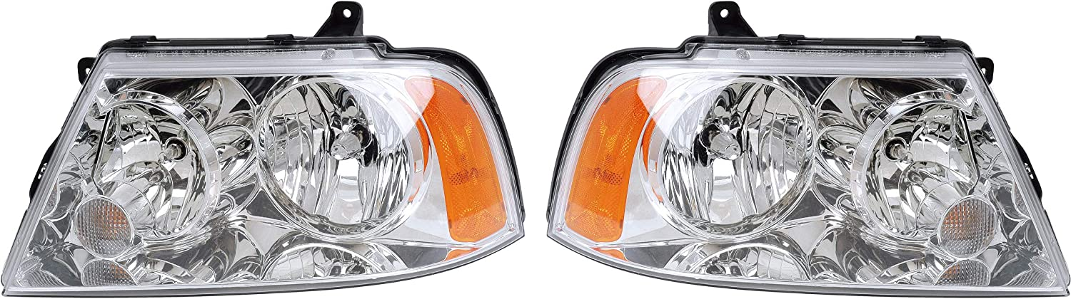Epic Lighting OE Fitment Max 55% OFF NEW before selling Replacement Compa Assemblies Headlights