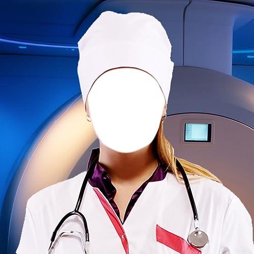 Médico Montaje De La Foto