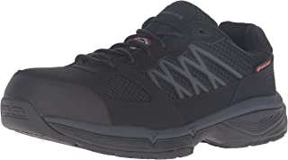 for Work Men's Conroe Searcy Slip Resistant Work Shoe
