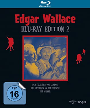 Edgar Wallace Edition 2 - 3 Disc Set ( The Forger of London / The Inn On The River / Der Zinker )
