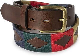Polo Belt Hand-Stitched leather belt GaucholIfe