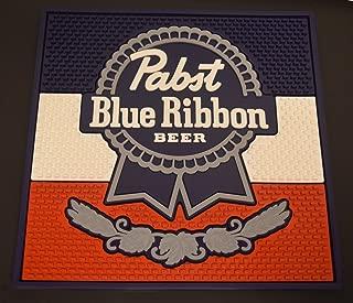 Pabst Blue Ribbon PBR XL Waitstation Professional Series Bar Mat