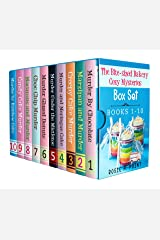 The Bite-sized Bakery Cozy Mysteries Box Set: Books 1-10 Kindle Edition