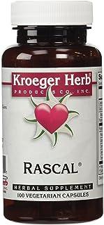 Kroeger Herb Rascal Capsules, 100 Count